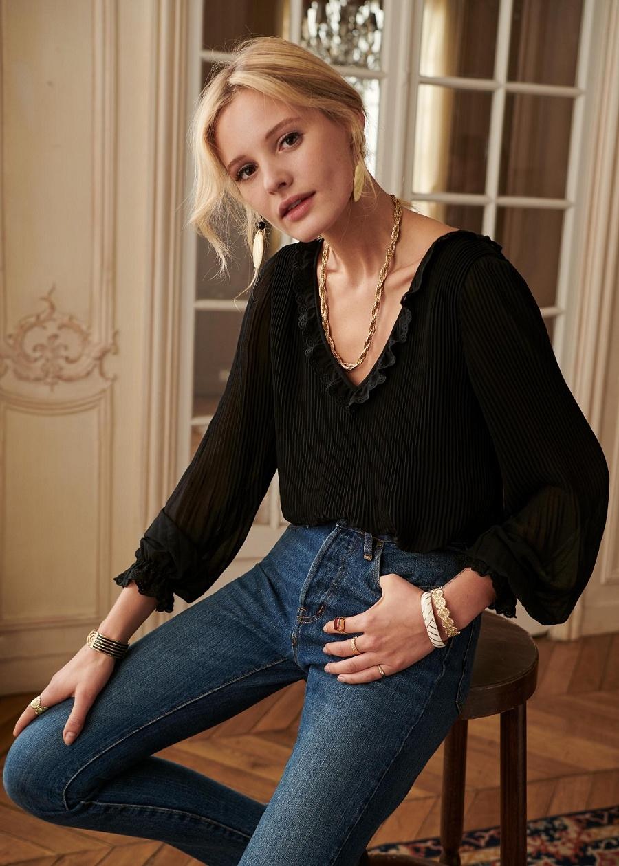 e6d6fdaa408e Sybille blouse -  120