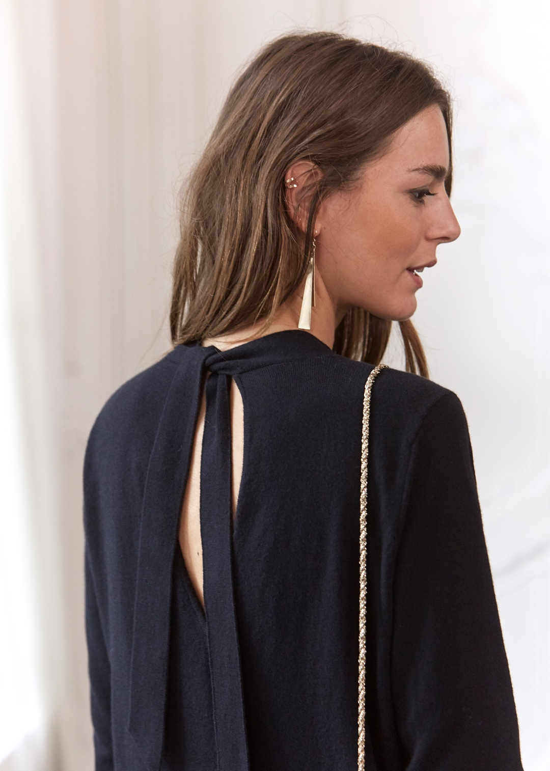 Sezane Scott Jumper