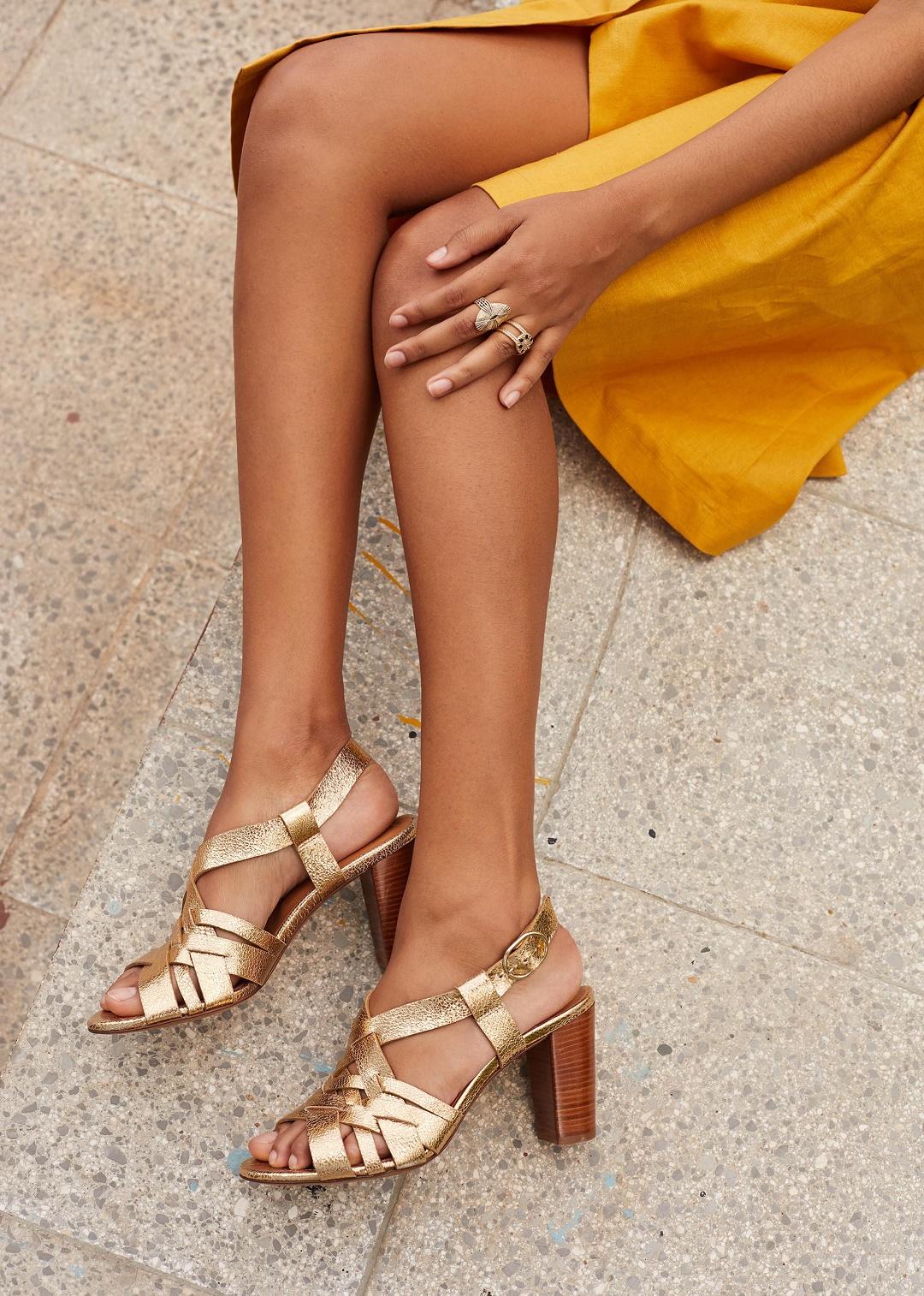 fbe684d052df4 Eshop · Shoes  High Estelle sandals
