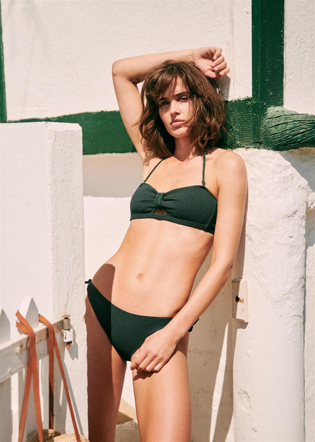 f9e4821ed4 Eshop · Swimwear; Phèdre bikini top - Sézane x Ysé