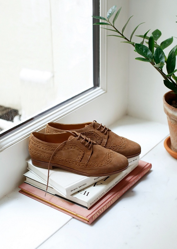 Sezane Derbies Aston