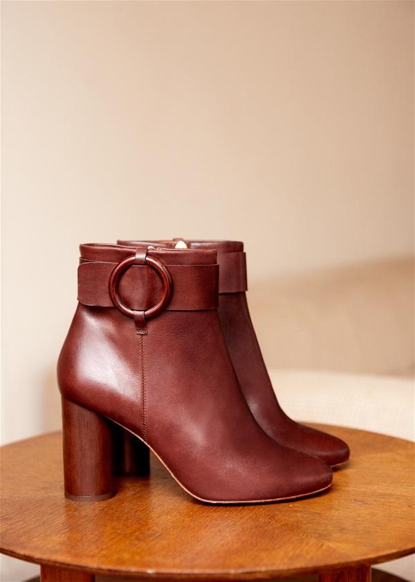 High Sara Boots by Sézane